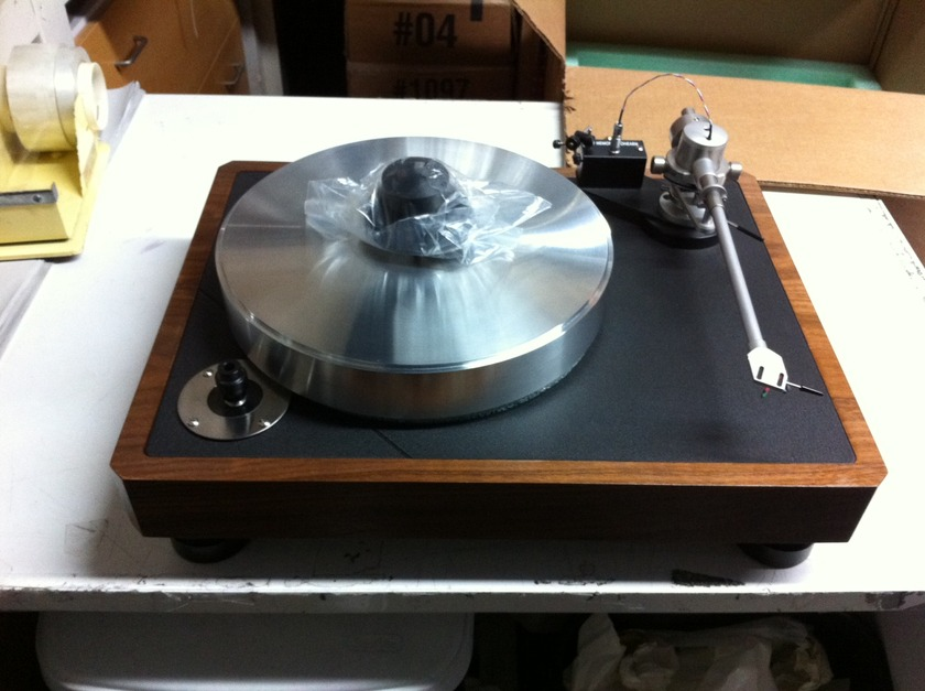 VPI Classic 1 Turntable Walnut - recent trade