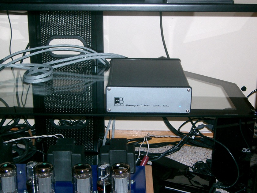 db Audio Labs Tranquility DAC Upgraded