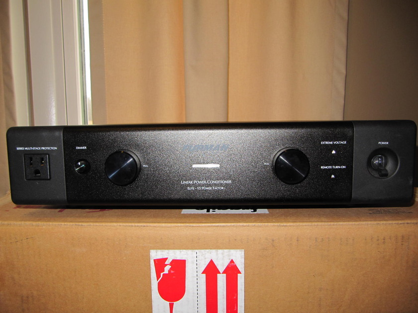 Furman ELITE-15 PF i  LINEAR FILTERING AC POWER SOURCE