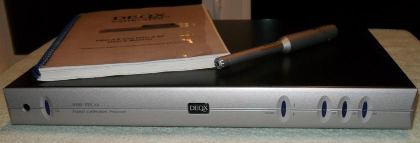 DEQX  PDC-2.6P