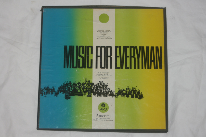 American Record Society - Music for Everyman ARS