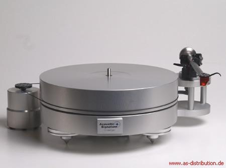 Acoustic Signature CHALLENGER TURNTABLE W/ REGA 250 ARM Amazing table