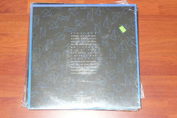 The Moody Blues - Octave promo. only 5000 copy! ps-708