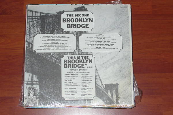 Brooklyn Bridge - The Second B. Bridge buddah rec. bds 5042