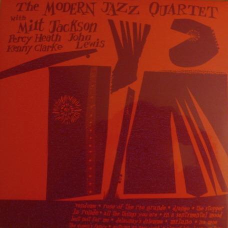 ★Sealed Audiophile 180g★ Doxy Music / - The Modern Jazz Quartet Vol.1!