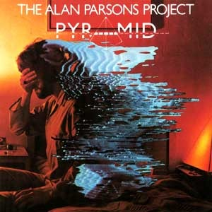 Alan parsons project - Pyramid lp nm