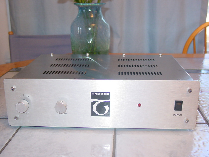 Transcendent Audio Grounded Grid line stage with many  upgrades