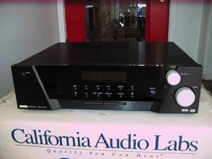 California Audio Labs CL2500 SSP Superb Preamp & 5.1 Processor