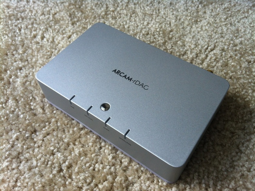 Arcam rDAC - $375 Shipped and PayPal'd