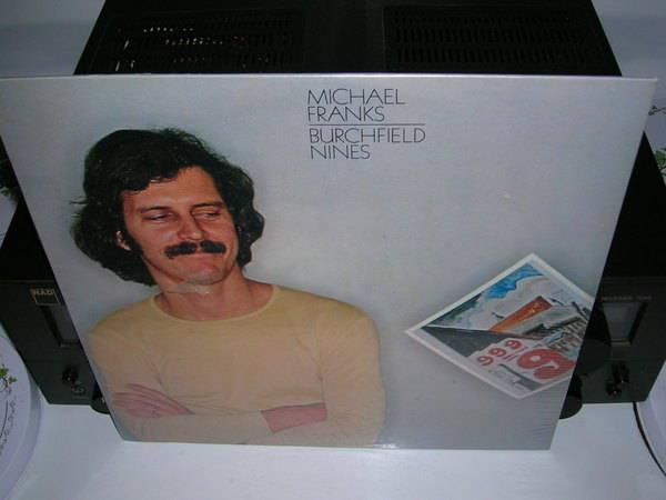 Michael franks - Burchfield Nines sealed lp