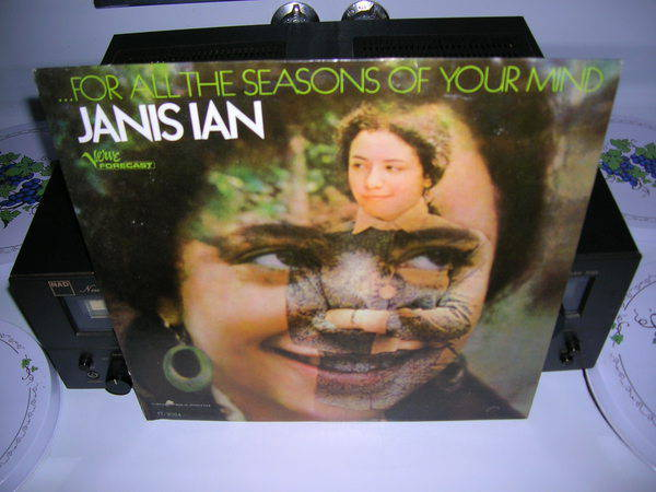 Janis Ian-For All - The Seasons Of your mind- original 1967 mono