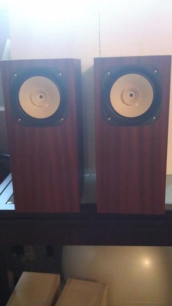 FrtizSpeakers Fostex 6 FullRange Speaker Pair