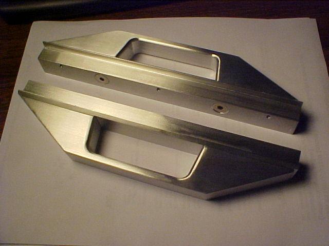 McIntosh MC501 rack handles