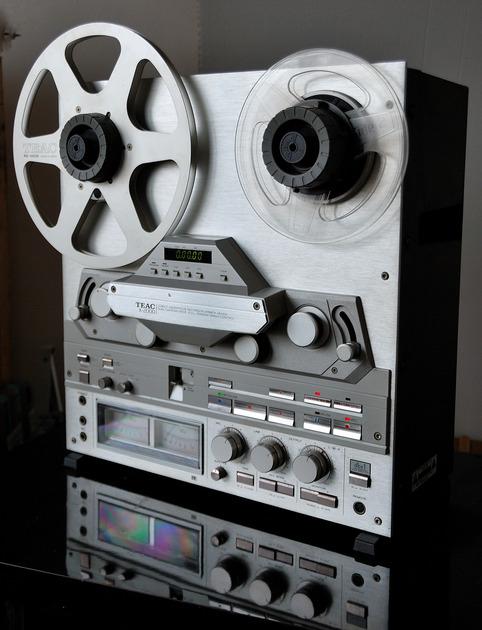 Teac X-2000  Reel-to-Reel Tape Deck ****  PACKAGE  ****