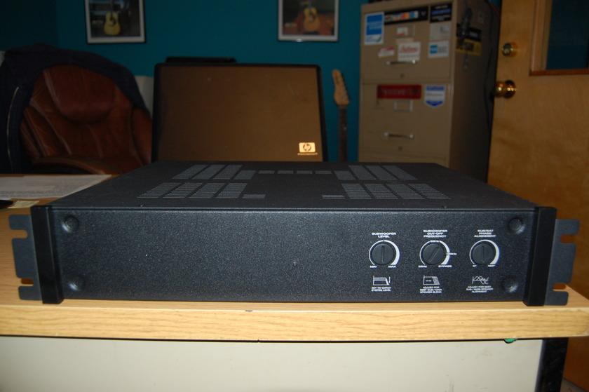 Paradigm X-850 Subwoofer Amp