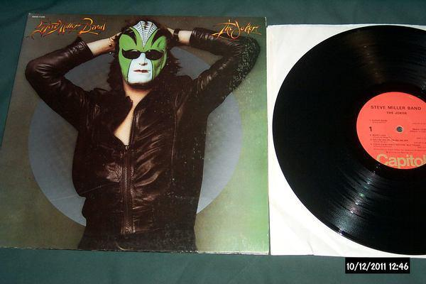 Steve Miller Band - The Joker lp nm first pressing