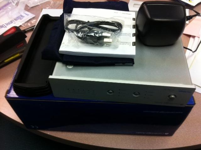 Cambridge Audio  Azur Dacmagic 24/192 with USB/NICE!!!