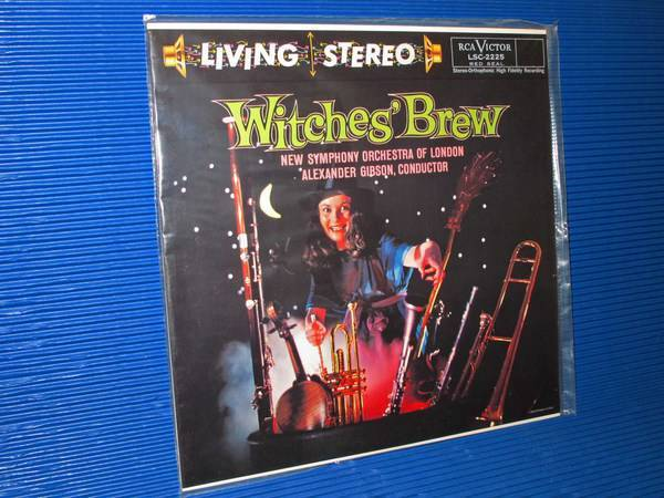 WITCHES BREW -  - 1995 Classic Records 1st re-issue TAS list sealed!
