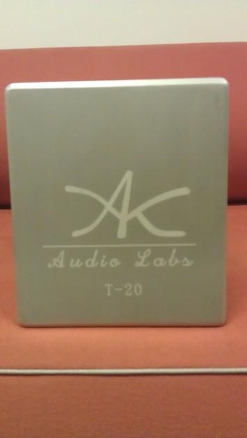 AK Audio Labs T-20 Step-up transformer SUT