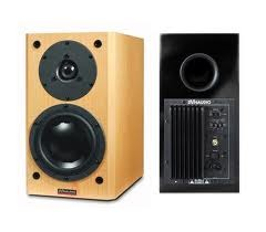 Dynaudio Focus 110A New in Cherry / Rosewood