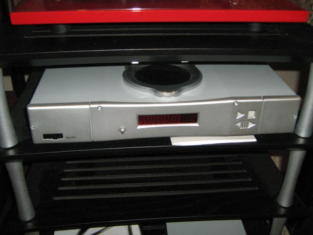 Rega Apollo Reference CD player