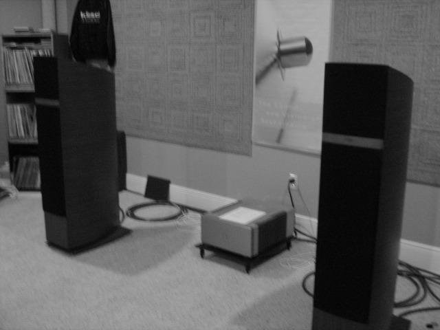 Klipsch Palladium P-39 Speakers