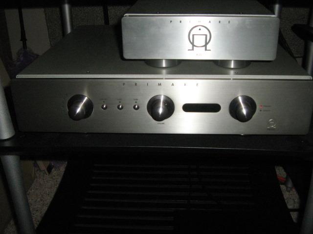 PRIMAIRE PRE-30 Stereo Pre-Amp