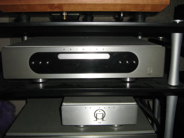 PRIMAIRE CD-31 Reference CD player