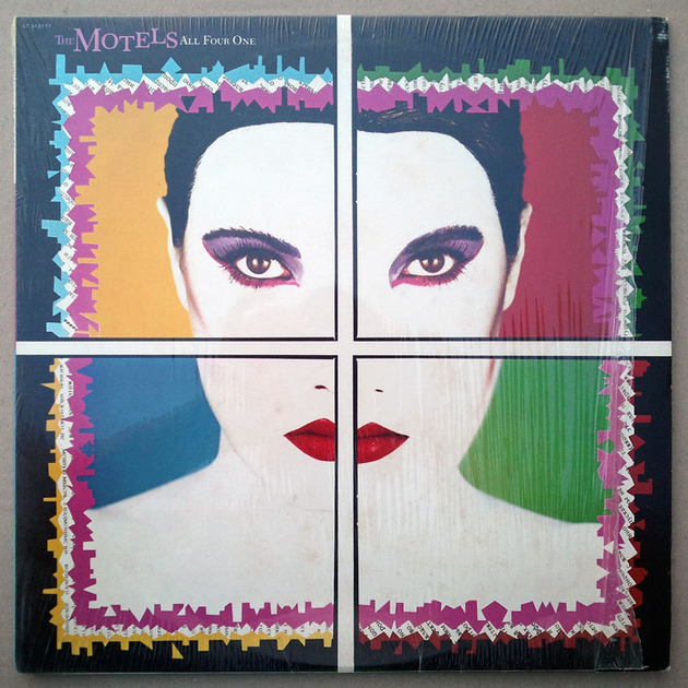 The Motels - - All Four One / NM