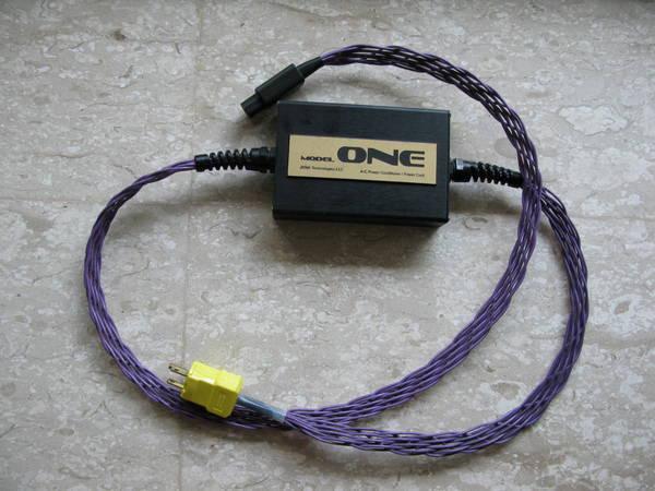 Jena Technologies Model ONE ac power cond 230 - 240vac