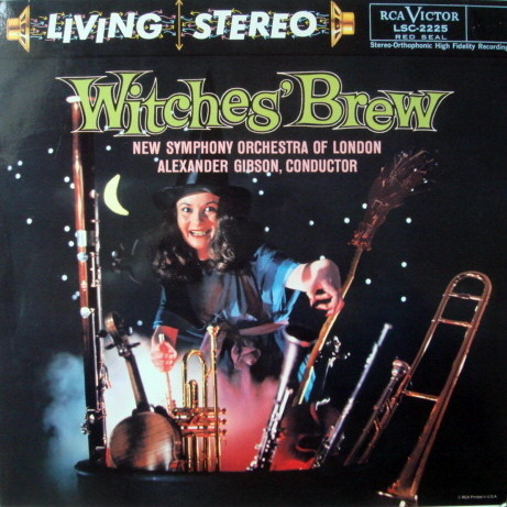 ★Audiophile 180g★ RCA-Classic Records /  - GIBSON, Witches' Brew, VG+/NM!