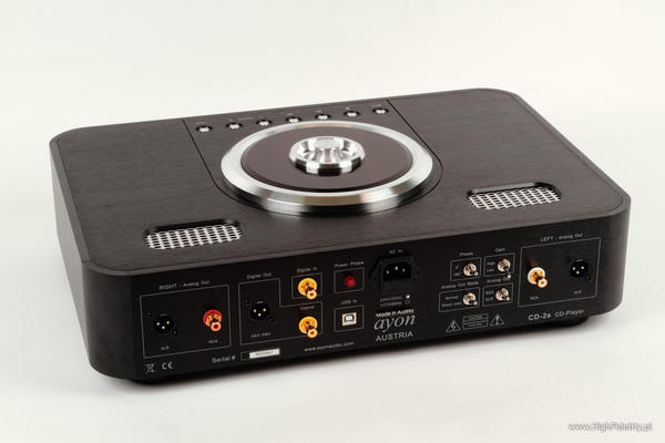 Ayon Cd-2S refined cd/computer 6h30 tubes,  great dac section