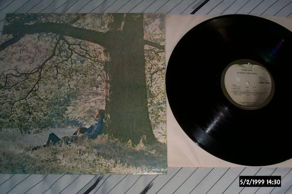 Yoko ono - Plastic Ono Band lp nm