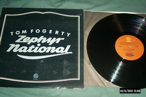 Tom fogerty - Zephry National lp nm