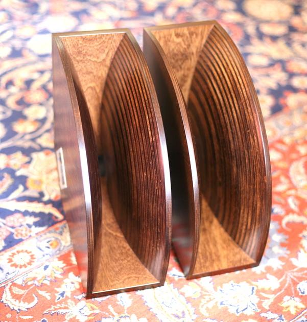 Fostex H400 Laboratory Series Wooden Horns (obo)
