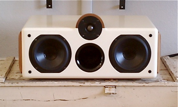 Usher Audio X-616 center channel, exc condition