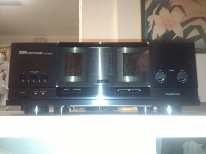 Yamaha MX-1000U 3-Channel  260 Watts Stereo Amplifier