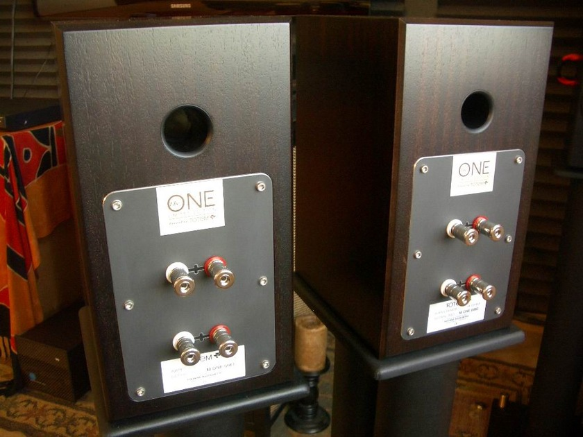 """Totem Acoustic """"The One"""" 20th Anniversary Monitors"""