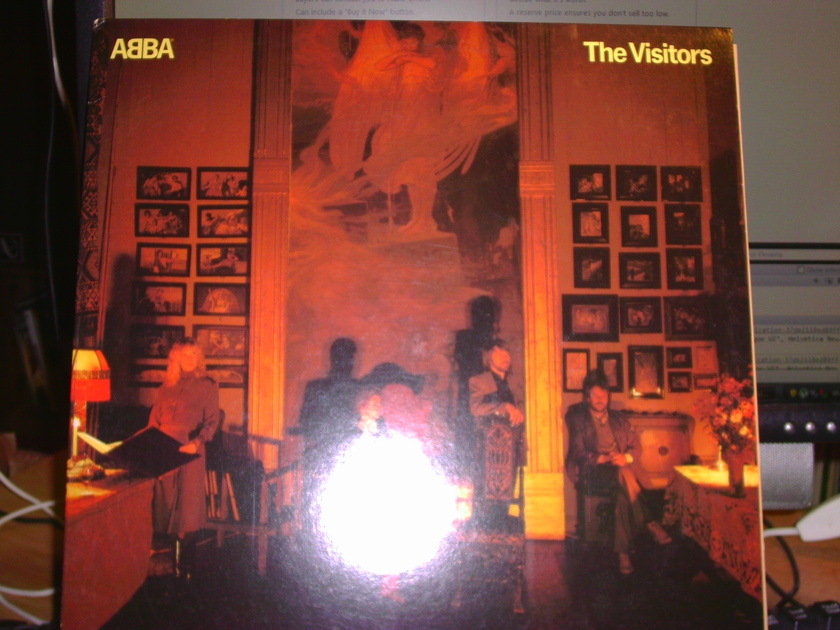 ABBA - THE VISITOR