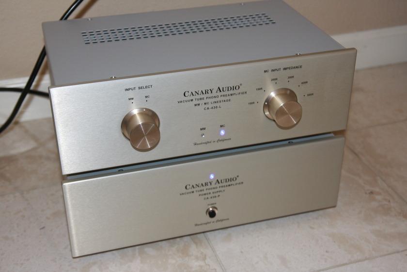 Canary Audio CA-430 Phono Preamp
