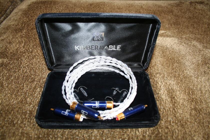 Kimber kable KCAG 1m  RCA  (see pics)