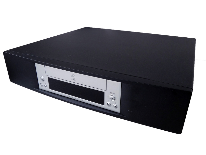 Linn Unidisk SC multi-disc player PLUS pre-amplifier