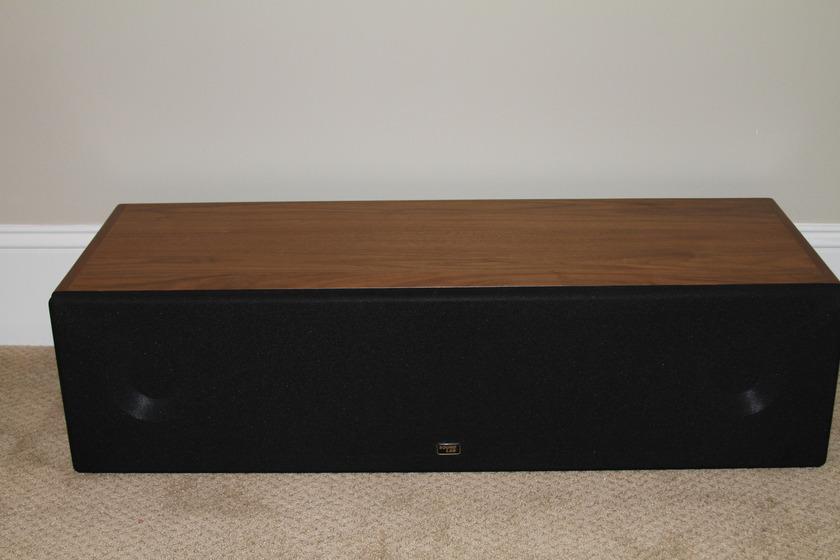 SoundLab Marquee Center Channel Hybrid Speaker