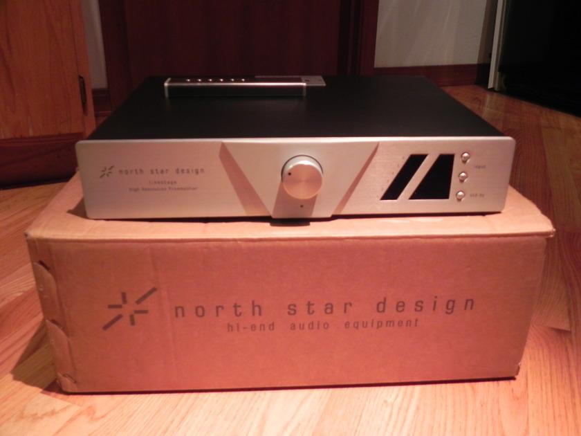 North Star Designs  Linestage High Resolution Preamplifier