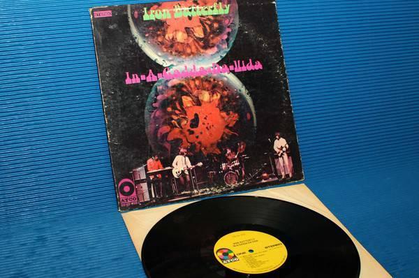 """IRON BUTTERFLY -  - """"In-A-Gadda-Da-Vida"""" - ATCO 1969"""