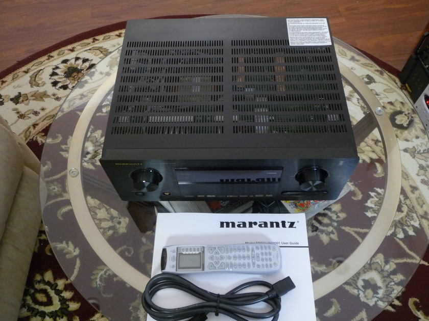 Marantz SR 7001 7.1 channel Receiver SR 7001 7.1 channel Receiver