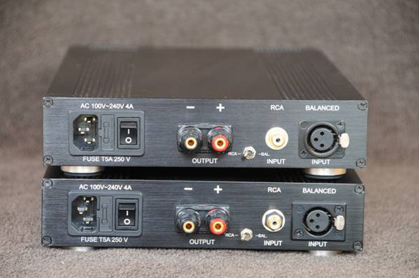 Nuforce Reference 9 Black Pair