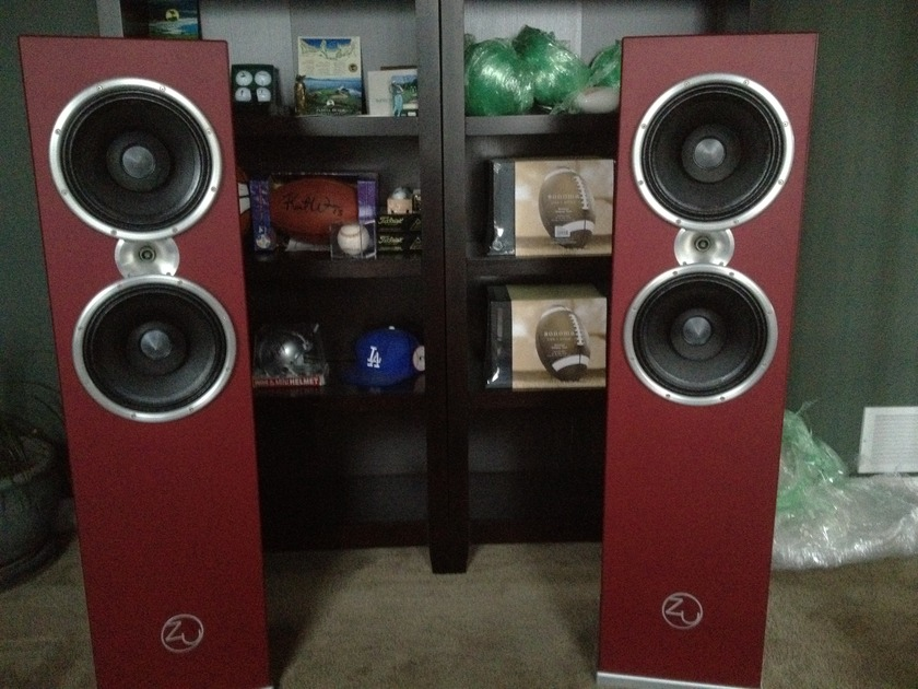"""Zu Def Pro with Rane PEQ55 Definition Professional Speakers 4 - 10"""" Subwoofers Each!"""