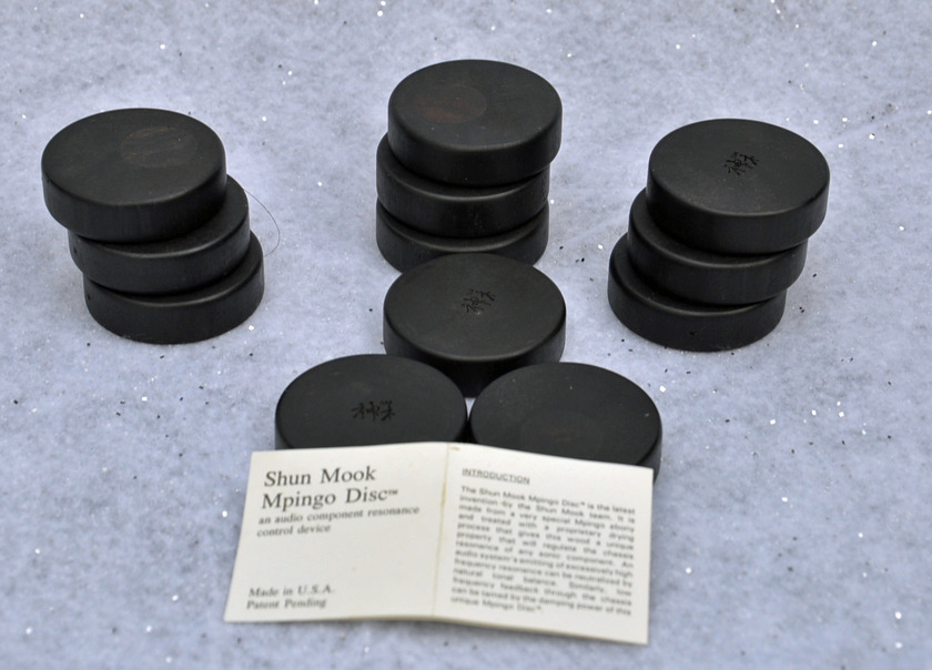 SHUN MOOK MPINGO DISC set of 12