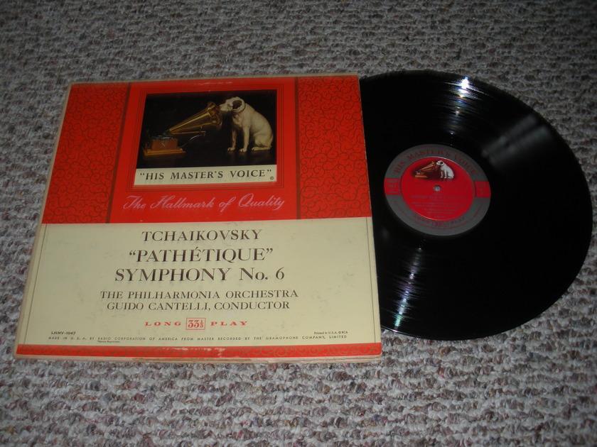 * rare * - Tchaikovsky Pathetique Symphony No 6 RCA  Victor LHMV 1047